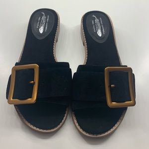 Jeffrey Campbell for free people slides